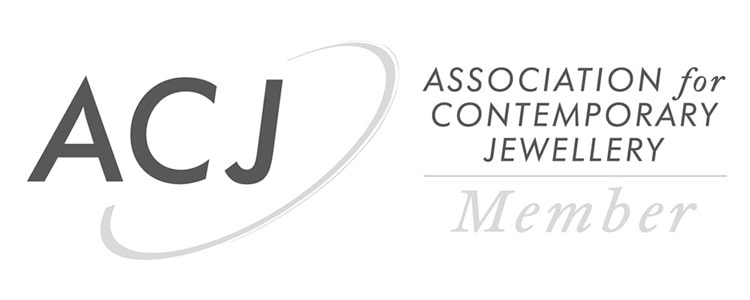 Julie Nicaisse Jewellery Sesigner in London - Association for Contemporary Jewellery - Member