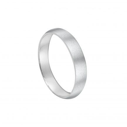 white gold wedding ring