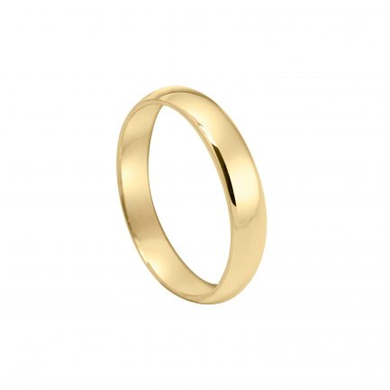 9 carat gold wedding ring