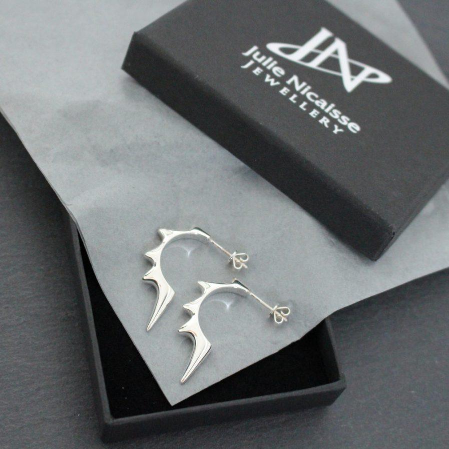 Designer earring gift box Julie Nicaisse Jewellery Designer in London