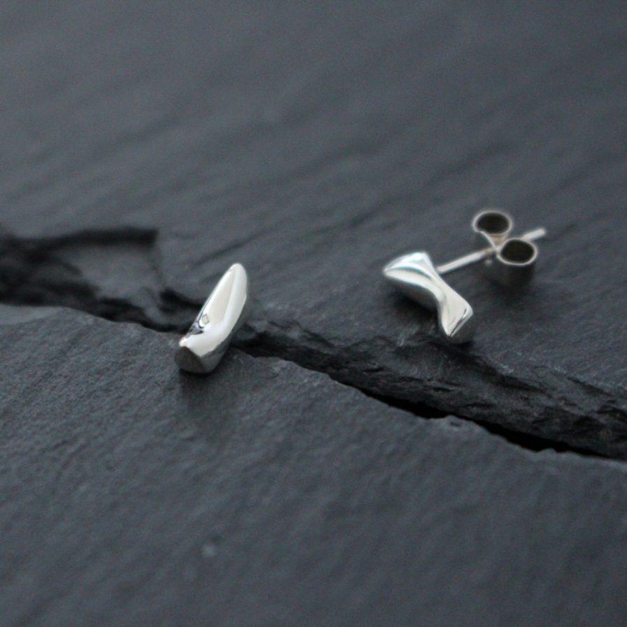 Meteor stud earrings Julie Nicaisse Jewellery Designer in London