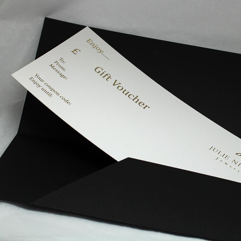 luxury gift voucher