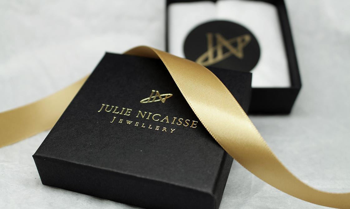 Choose handmade Christmas Gifts - Julie Nicaisse Jewellery Designer in London